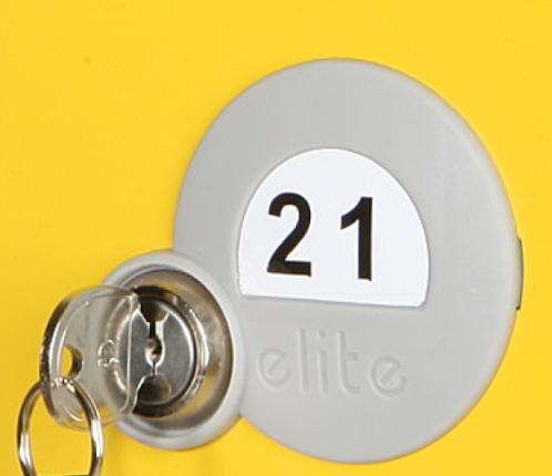 Numbered Door Numbered Key Fob & Numbered Door Numbered Key Fob