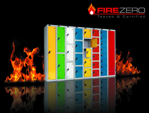 Fire Zero Lockers